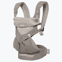 Эрго рюкзак Ergobaby 360 Cool Air baby carrier, серый