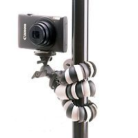 Штатив Гибкий Duzsake GorillaPod GP1-B1 Black-Dark Grey 25см