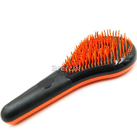 Щетка Michel Mercier Detangling Hair Brush, Оранжевая