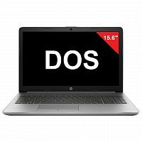 "Ноутбук HP 250 G7 15.6"" INTEL Core i3-7020U 2.3 ГГц, 8 ГБ, SSD 256 ГБ, DVD, INTEL HD, DOS, серебристый, 6MQ42ES"