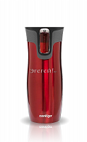 Термокружка Contigo West Loop 0.47L  (Red)