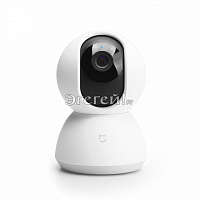 IP-камера Xiaomi MiJia 360° Home Camera PTZ 720p 360 градусов MJSXJ01CM, цвет - белый