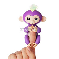 Интерактивная игра FINGERLINGS 3704A Обезьянка Мия