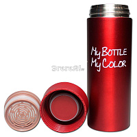 Термос My Bottle My Color 330 ml  Красный