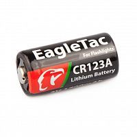 Батарея EagleTac CR123A 3.0V 1700 mAh